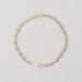 Pearl seed bracelet.