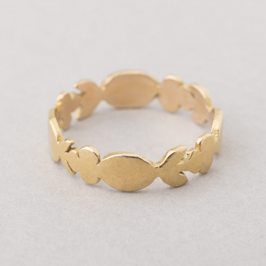 beautifully crafted ring