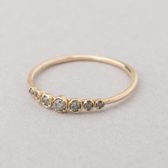 elegant diamond ring